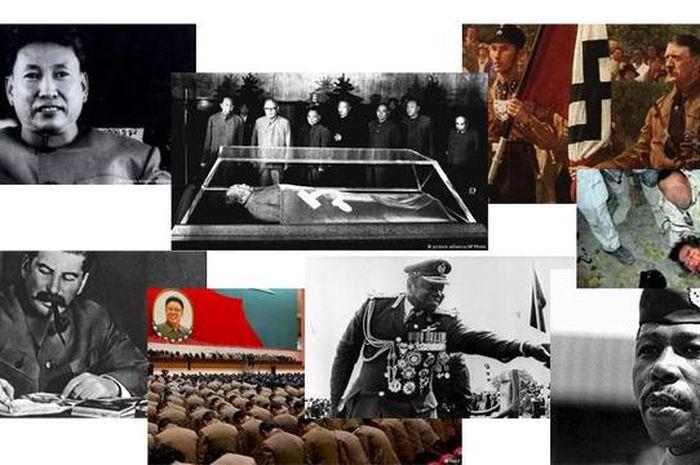 Diktator paling kejam sepanjang sejarah.