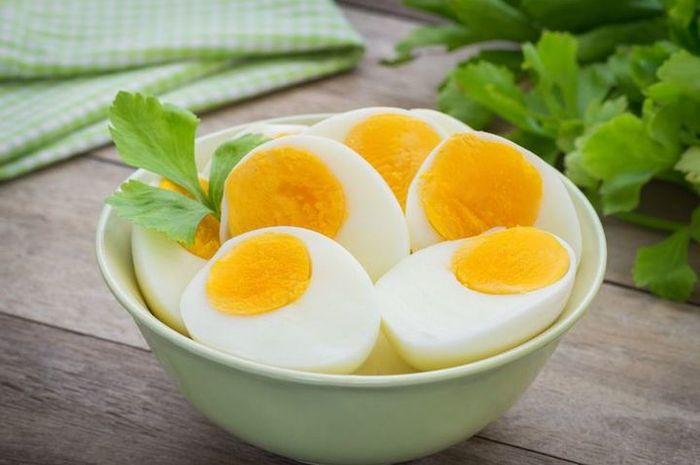 Telur menjadi salah satu makanan yang dapat menangkal penyakit.
