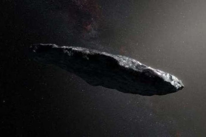 Oumuamua.