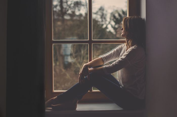 Kesepian menjadi salah satu hal yang berisiko sebabkan kematian.