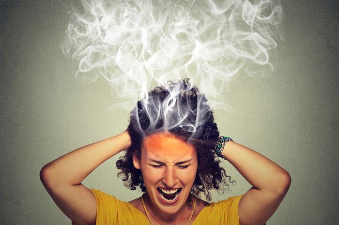 Emosi negatif yang kita rasakan dapat memengaruhi kesehatan fisik.