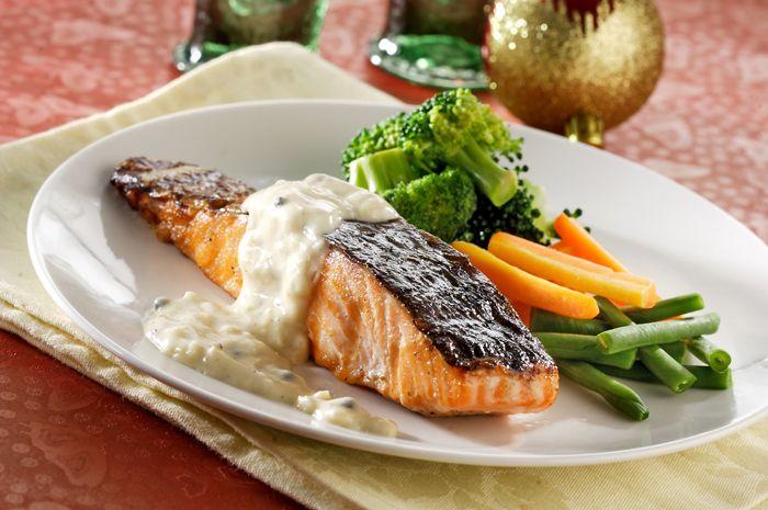 31180 resep sehat setengah jam membuat salmon steak antigagal ala restoran mewah