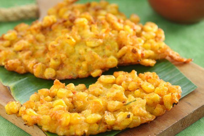 cara membuat perkedel jagung