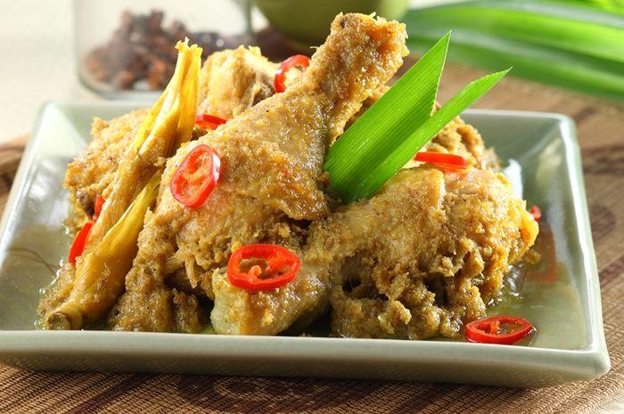 ayam gagape