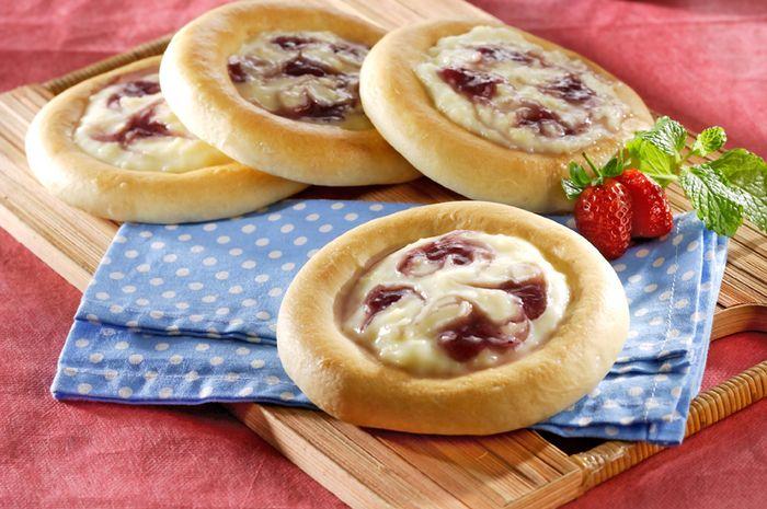 Yuk Buat Pizza Manis Dengan Resep Blueberry Mini Pizza Kesukaan Si Kecil Sajian Sedap