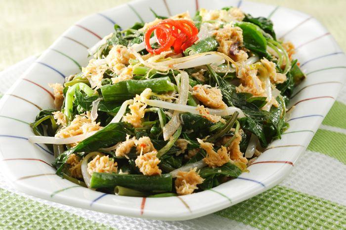 Urap Sayuran Dan Kecombrang