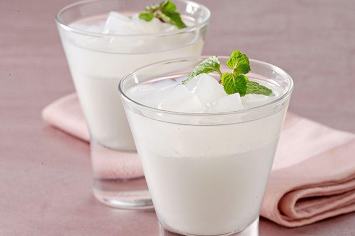 nata de coco santan