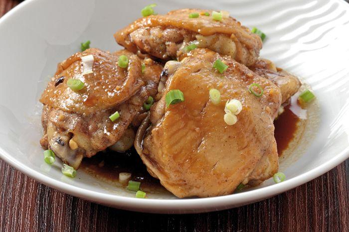 Ayam Madu Bumbu Oriental