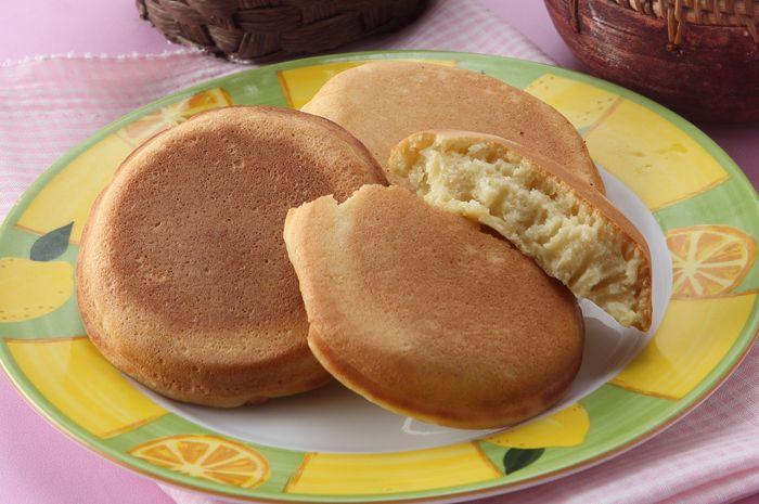 Pancake Singkong
