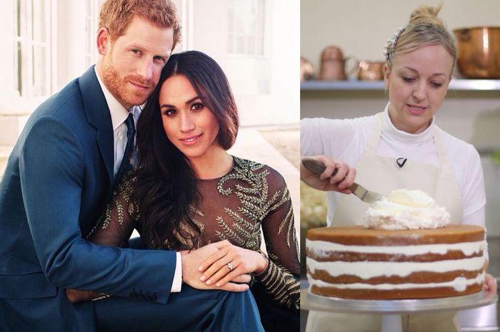 Bukan Hanya Mewah, Kue Pengantin Pangeran Harry – Meghan Markle Harus Ikuti 6 Tradisi Kerajaan Ini