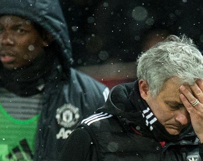 Didier Deschamps tentang Mourinho dan Pogba: Hanya Dibesar-besarkan