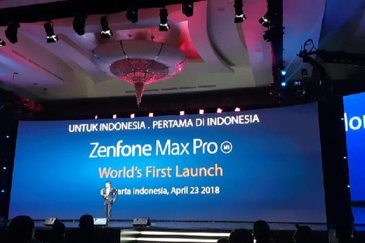 Asus Resmi Luncurkan Zenfone Max Pro M1, Berapa Harganya?