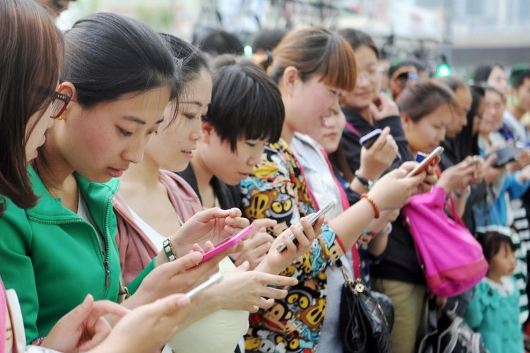 Kunci Sukses Bisnis Smartphone di Tiongkok