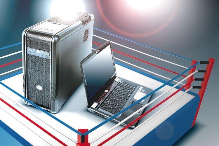 Laptop Masih Jadi Primadona di Pasar PC