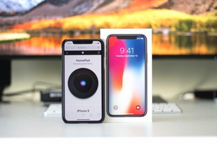 Alasan  iPhone X Tidak Laku di Pasaran