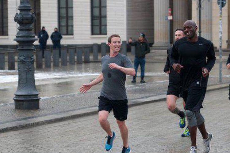 Wow! Biaya Sewa Bodyguard Bos Facebook sampai Rp100 Miliar
