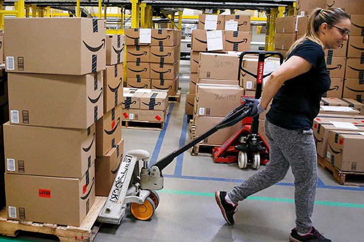 Resign dari Kantor, Amazon Berikan Pesangon Rp71 Juta ke Karyawan