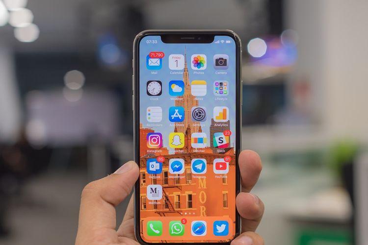 Konflik Memanas, Apple Dilarang Jual iPhone X dan 8 Plus di Tiongkok