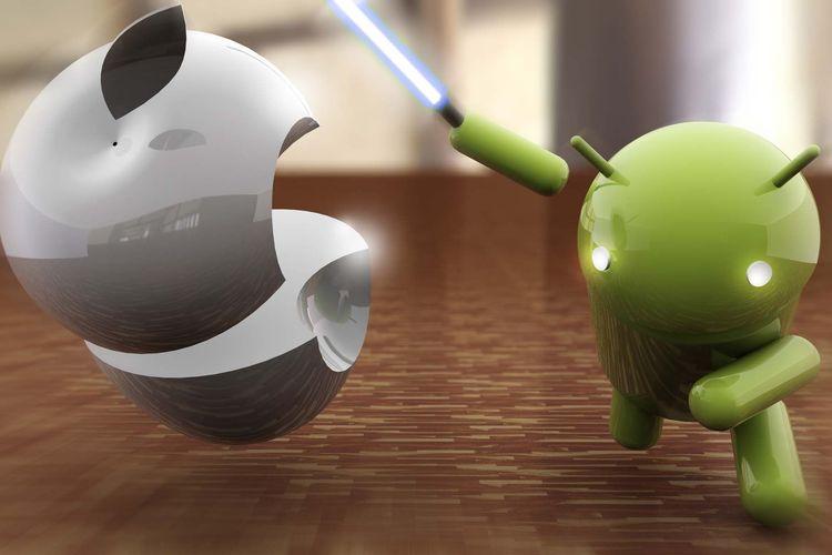 Fakta Pengguna Android Lebih Setia daripada Pengguna iOS