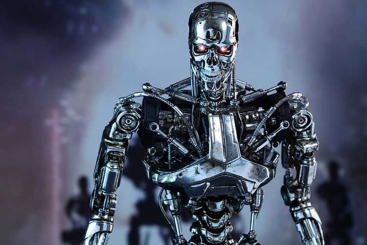 """Universitas Korsel ini Bikin """"Robot Terminator"""" untuk Perang"""