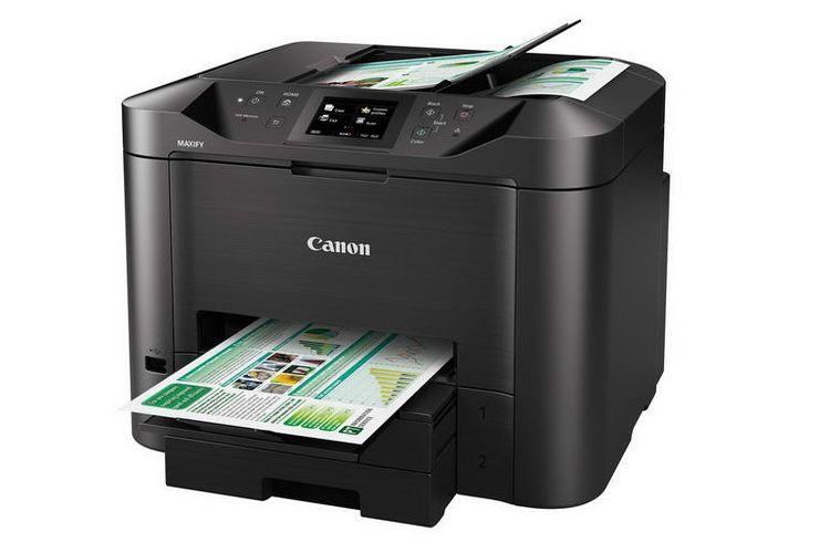 Canon Maxify MB5470: Multifungsi yang Ringkas untuk Kebutuhan Bisnis