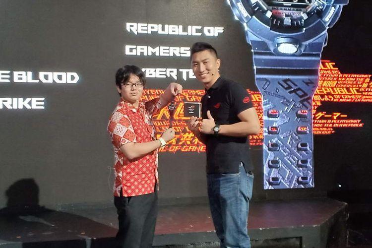 Beli Notebook, Asus Bagi-bagi Jam Tangan Casio G-Shock ROG Edition