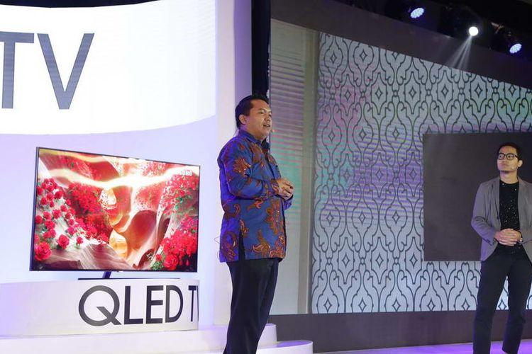 Samsung QLED TV, Televisi Canggih yang Mampu Berubah Layaknya Bunglon