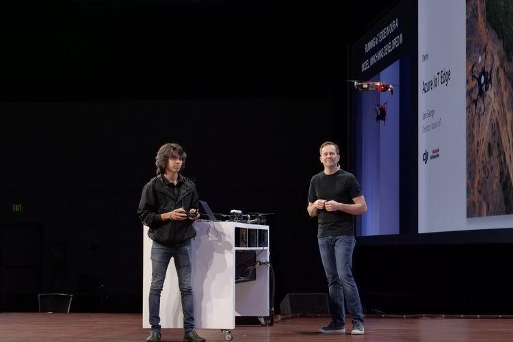 Microsoft dan DJI Bikin Drone Canggih Berbasis AI untuk Enterprise