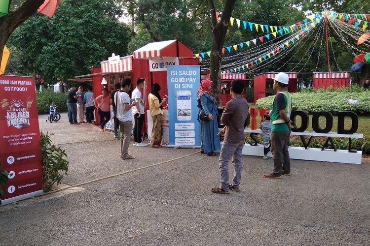 Harkulnas Sebagai Upaya Go-Food Mendukung UMKM di Indonesia