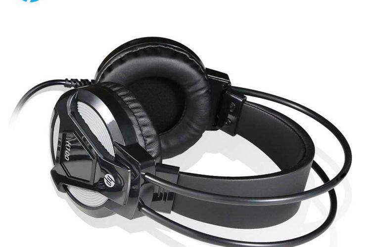 HP Gaming Headset H100:  Desain Circumcial yang Lebih Nyaman Dipakai