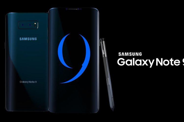 Bocoran Skor Benchmark Galaxy Note 9 dengan Exynos 9810, Lebih Ganas