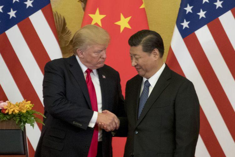 Dilobi Xi Jinping, Trump Cabut Sanksi ZTE untuk Kembali Beroperasi