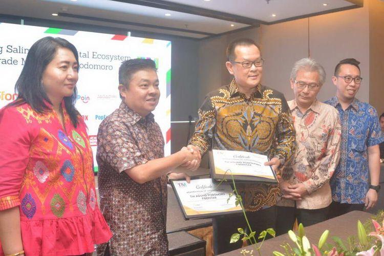 FiberStar Gandeng Salim Grup Hadirkan Micro Digital Ecosystem