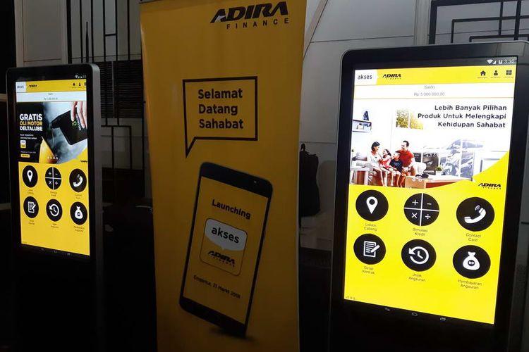 Ini Fitur-fitur yang Didapat dari Aplikasi AKSES Adira Finance