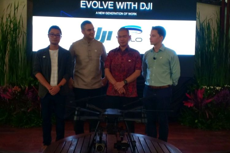 Gandeng Halo Robotics, DJI Tawarkan Solusi Drone Bagi Industri