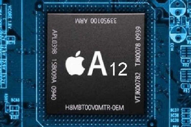 Apple Mulai Produksi Prosesor Apple A12 untuk iPhone Terbaru