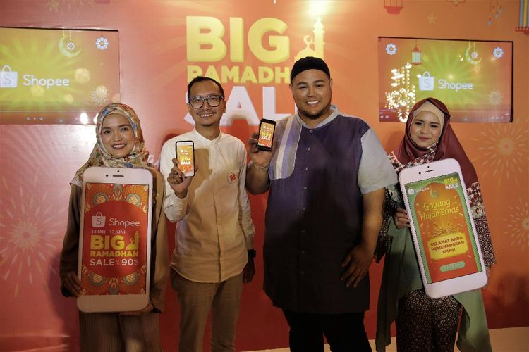 Kategori Fashion Muslim Paling Laris di Shopee Selama Ramadan