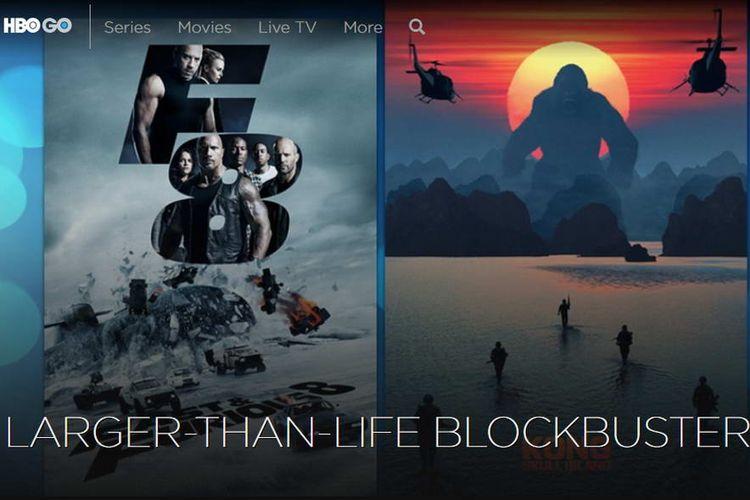 Makin Manjakan Pelanggannya, First Media Luncurkan Layanan HBO GO