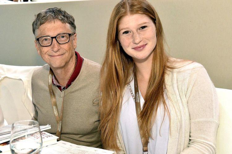 Begini Nasib Jadi Anak Bill Gates, Punya Apartemen Mewah Rp72 Miliar