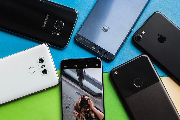IDC Prediksi Pengapalan Ponsel Pintar Anjlok pada 2018, Penyebabnya?