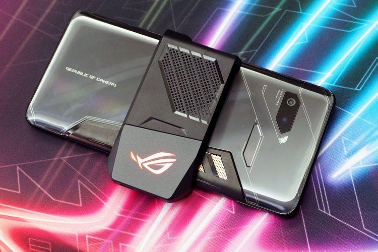 Smartphone Gaming Asus ROG Phone Masuk ke Indonesia Akhir Tahun ini