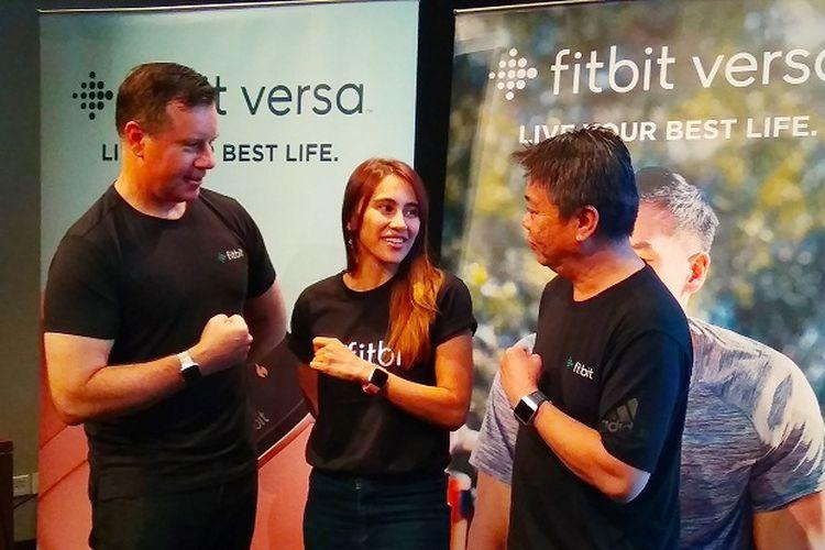 Resmikan kehadiran di Tanah Air, Fitbit Turut Perkenalkan Versa