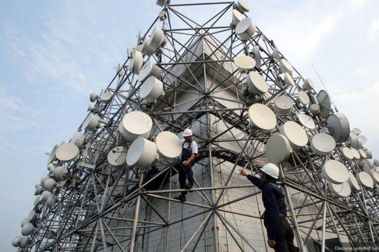 Dampak Gempa Lombok Terhadap Jaringan Telekomunikasi di Indonesia