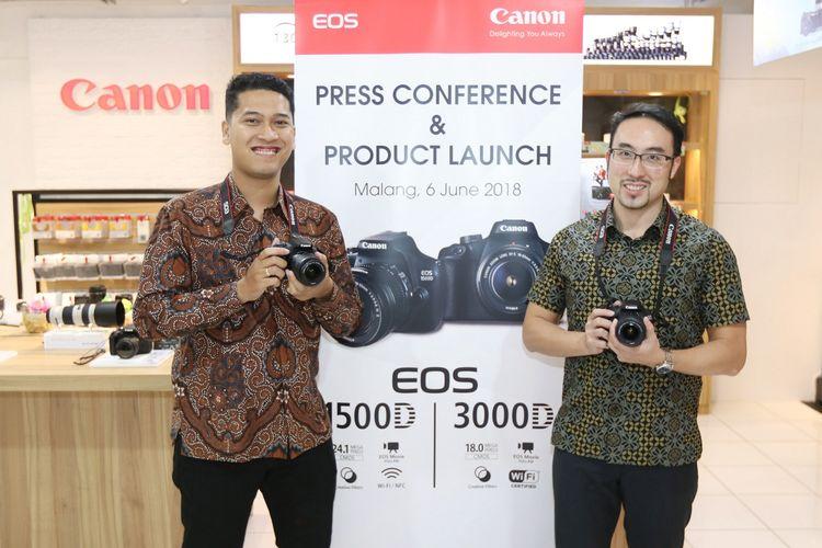 Canon EOS 1500D & EOS 3000D, DSLR Entry-level dengan Harga Terjangkau