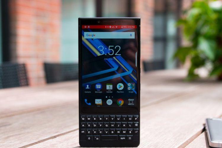 BlackBerry Key2 Tawarkan Kamera Ganda dan Fitur Keamanan Canggih