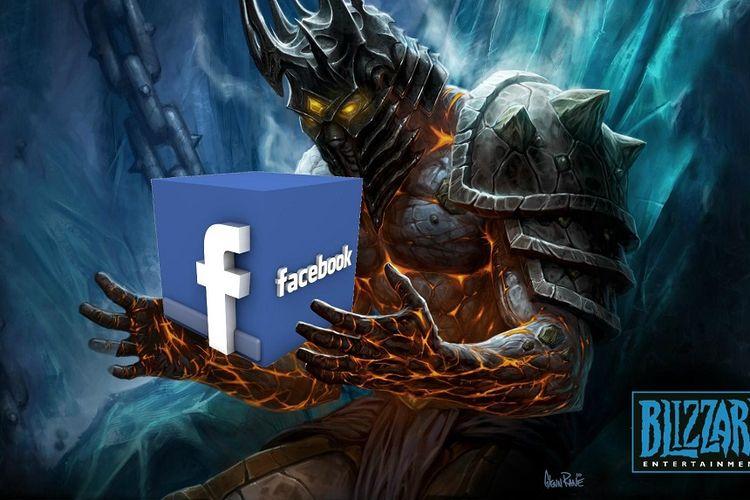 Terjun ke Bisnis Game Online, Facebook Luncurkan 2 Fitur ini