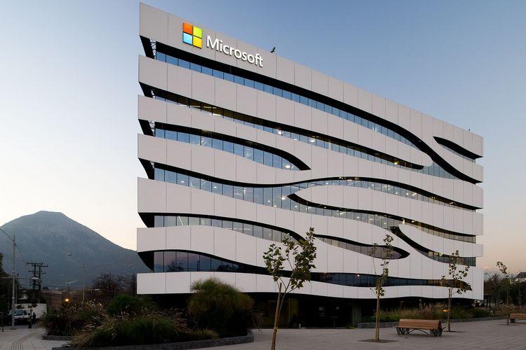 Kalahkan Google, Nilai Valuasi Microsoft Tembus Rp10.000 Triliun
