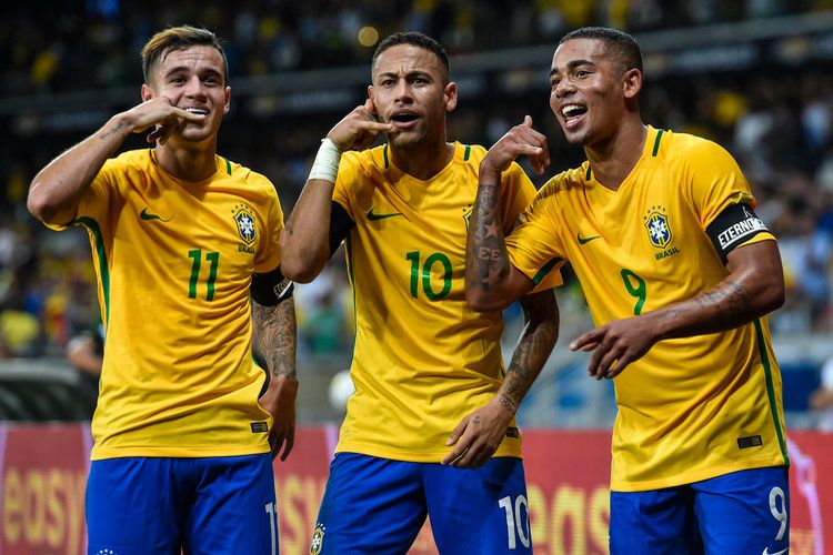 Mesin AI Goldman Sachs Prediksi Brasil Sabet Piala Dunia 2018