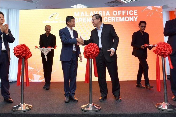Bukan Indonesia, Alibaba Lebih Pilih Buka Kantor Resmi di Malaysia