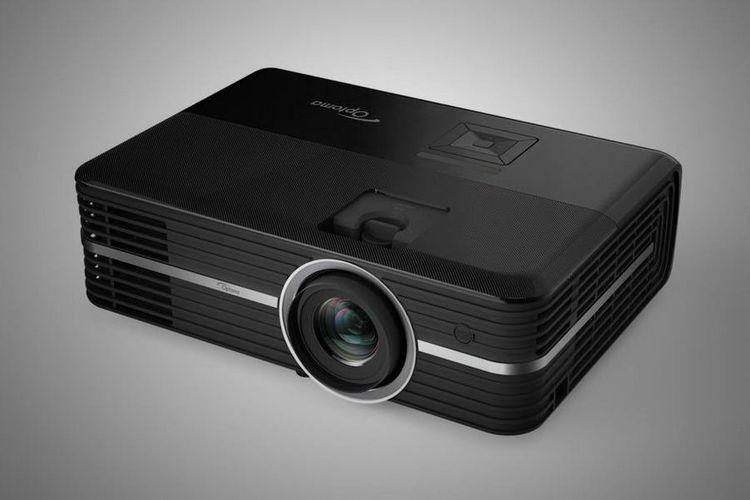Optoma UHD51A 4K UHD:  Proyektor 4K Berbasis Alexa dari Amazon